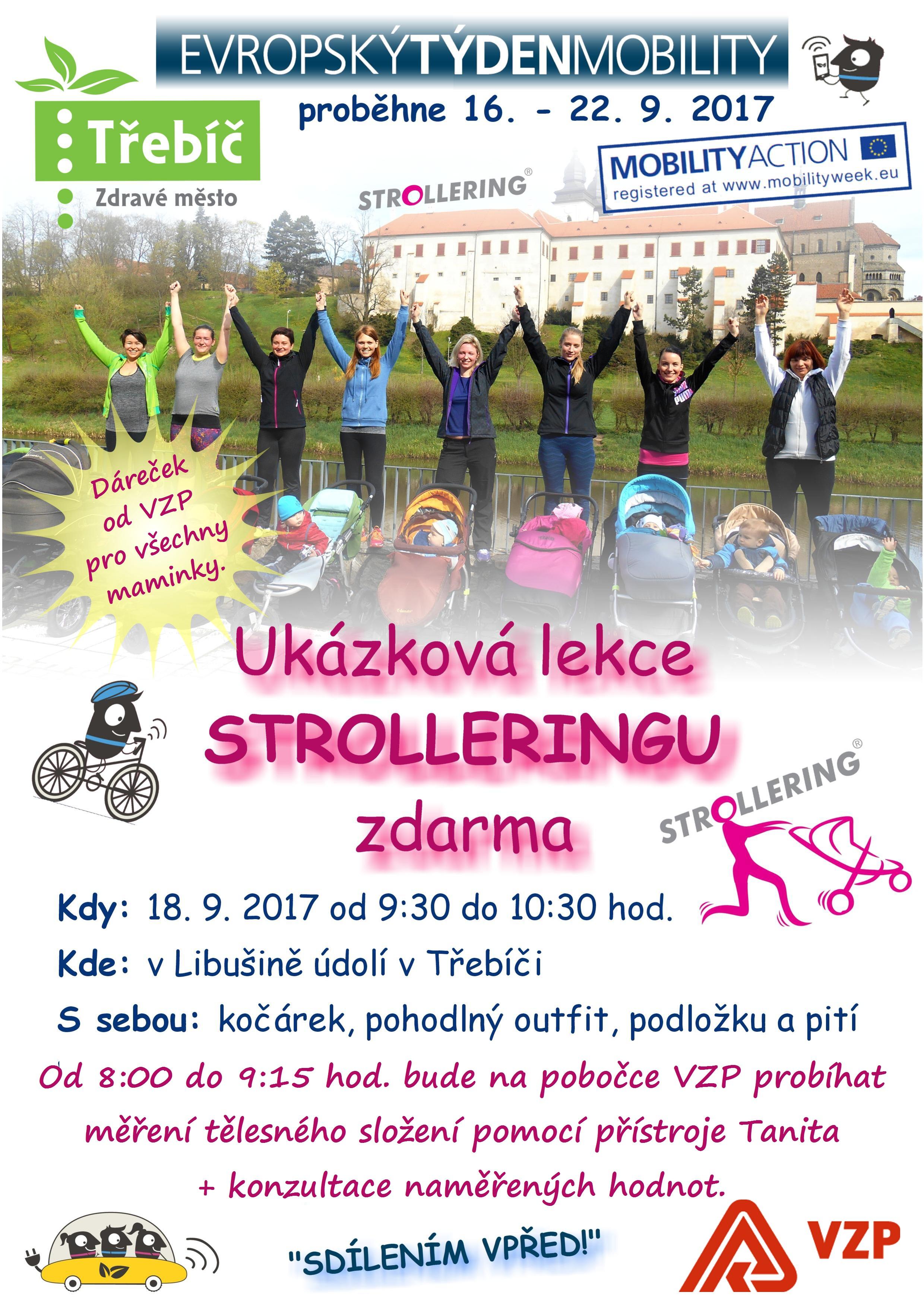 Strollering @ Libušino údolí