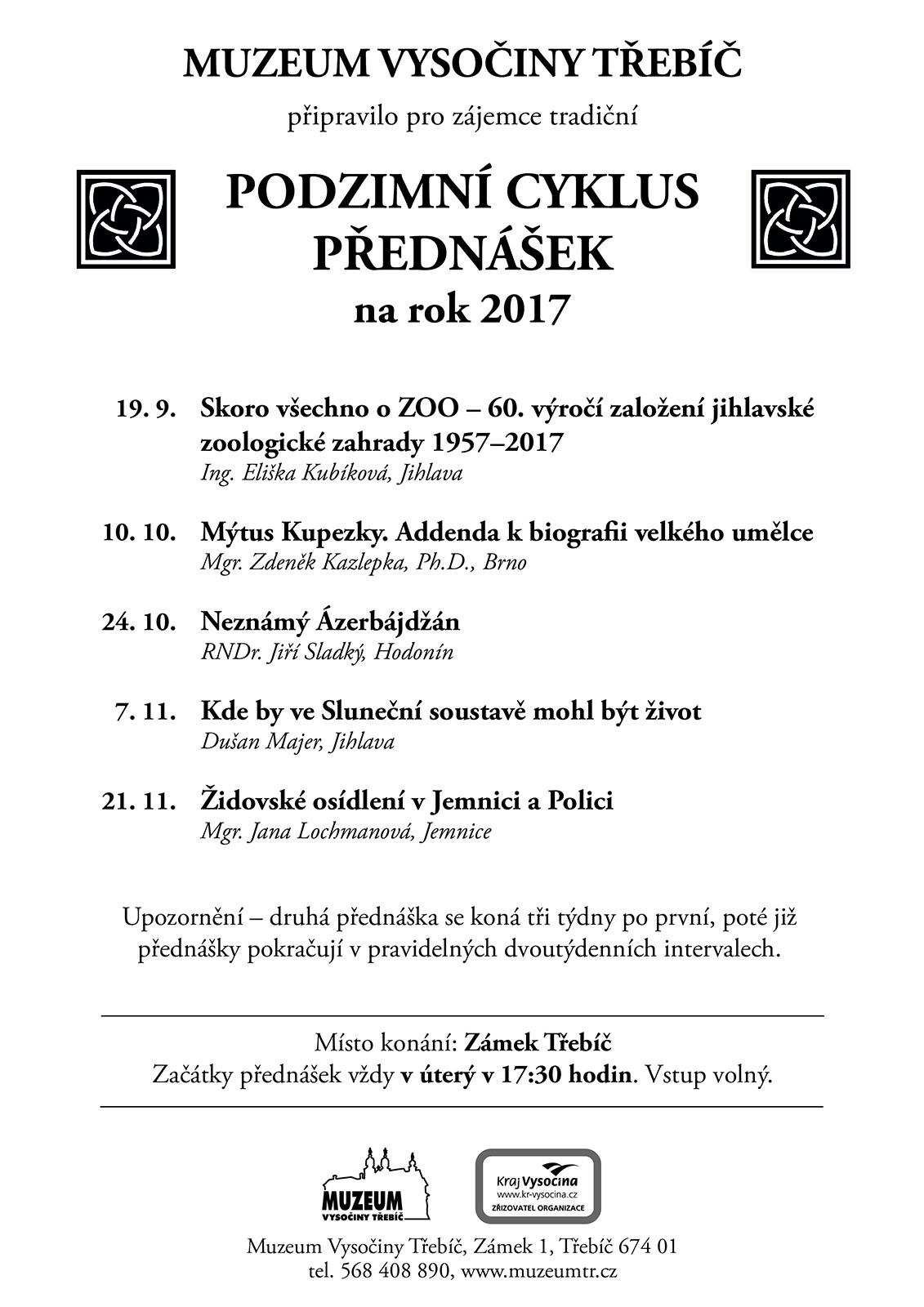 Neznámý Ázerbájdžán @ Zámek Třebíč | Třebíč | Kraj Vysočina | Česko