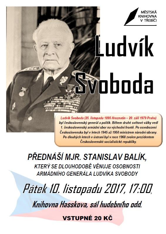 Ludvík Svoboda @ Sál hudebního oddělení Městské knihovny Třebíč | Třebíč | Kraj Vysočina | Česko