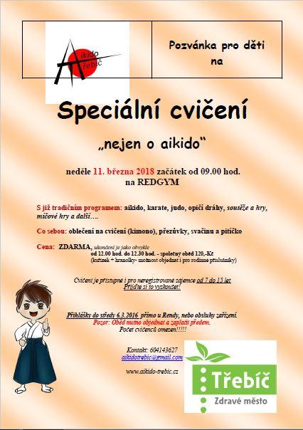 Nedělní odpoledne pro děti v Redgym @ Redgym | Třebíč | Kraj Vysočina | Česko