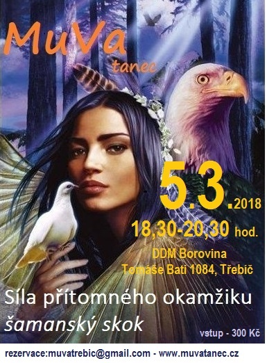 MuVa tanec @ DDM Borovina | Třebíč | Kraj Vysočina | Česko