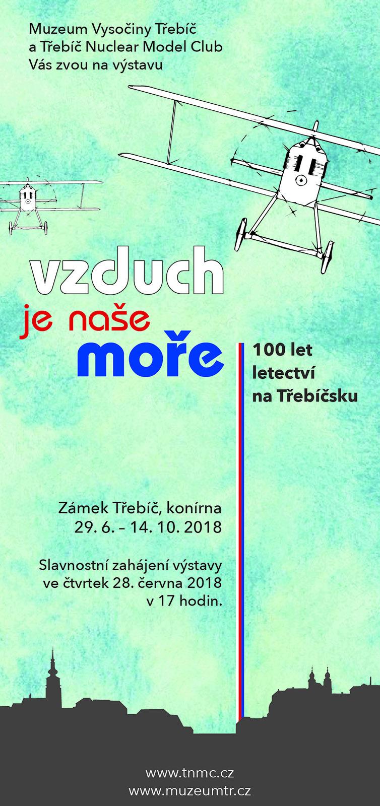 Vzduch je naše moře - slavnostní zahájení výstavy @ Zámek Třebíč - konírna | Třebíč | Kraj Vysočina | Česko