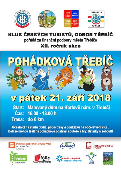 Pohádková Třebíč @ Malovaný dům | Třebíč | Kraj Vysočina | Česko