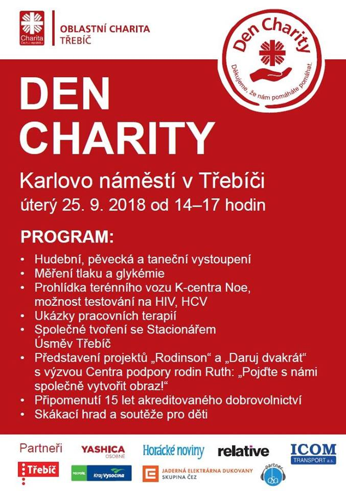 Den charity @ Karlovo náměstí