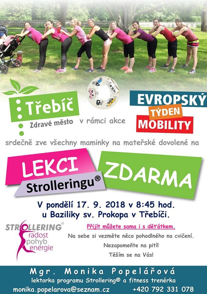 Lekce strolleringu @ u baziliky sv. Prokopa | Třebíč | Kraj Vysočina | Česko