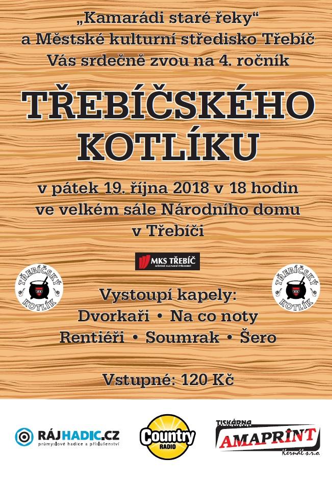 Třebíčský kotlík @ Národní dům | Praha | Hlavní město Praha | Česko