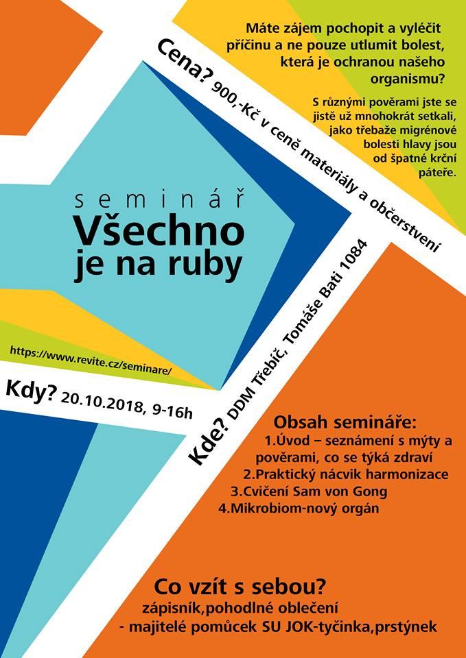 Všechno je naruby @ DDM Třebíč | Třebíč | Kraj Vysočina | Česko