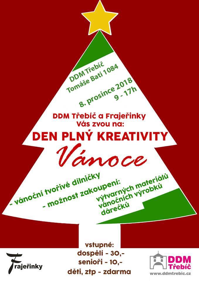 Den plný kreativity @ DDM Třebíč | Třebíč | Kraj Vysočina | Česko