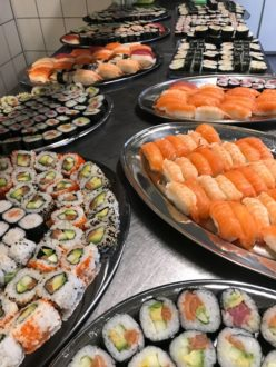Adventní Sushi All You Can Eat @ Zábavní centrum DON