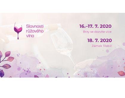 Slavnosti růžového vína @ zámecká zahrada